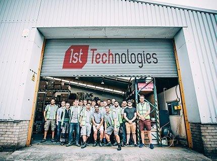1st Tech Company Picture