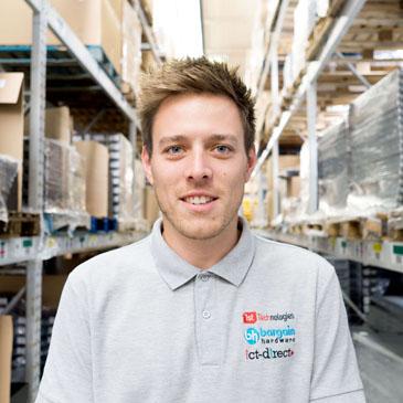 1st Technologies Ben Craig
