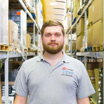 1st Technologies Luke Alder
